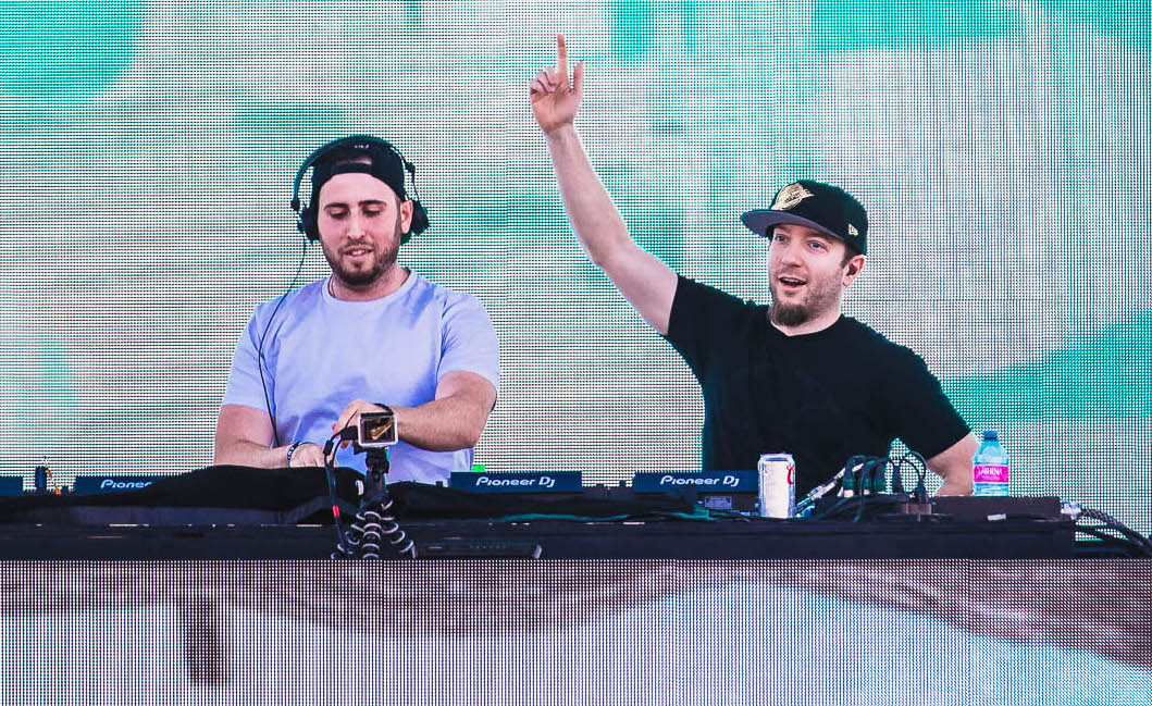 Wooli and Excision converge on 'Evolution' EP for an exhibition of bass variance [Review/Q&A]Ecision Wooli At Bass Canyon 2 Credit Oh Dag Yo