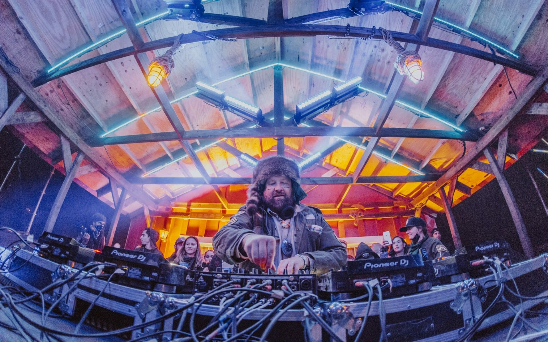 Rising DJs can compete for a slot at Dirtybird's 'Couchout' festival thanks to the collective's new mix competitionClaude Vonstroke Aaron Glassman E1600780072304