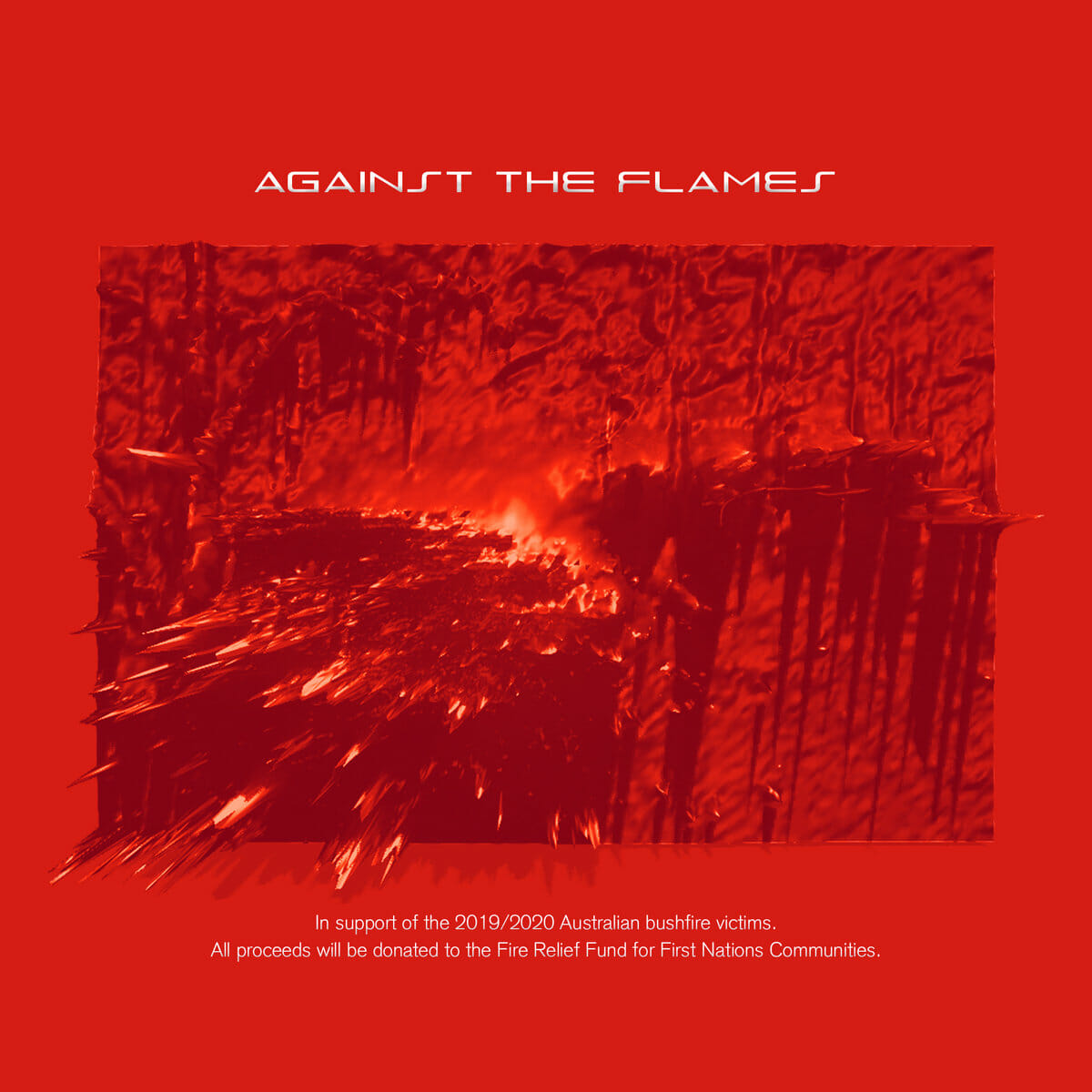 Support Australia's brushfire relief with Lou Karsh's breaks EP 'Against The Flames'Againsttheflames