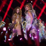 Jennifer Lopez, Shakira's sales numbers skyrocket following Super Bowl performanceSuperbowl
