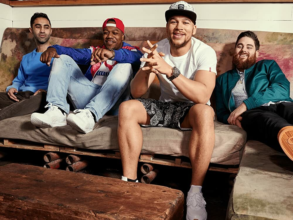 Rudimental and The Martinez Brothers join forces for groovy 'Easy On Me'C1CbSrzMUTS. SL1000