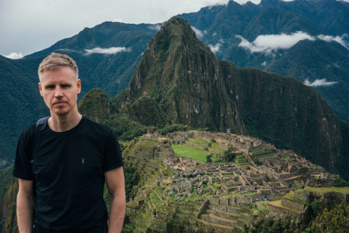 Joris Voorn explores the world's architectural wondersMachu Picchu Nepal