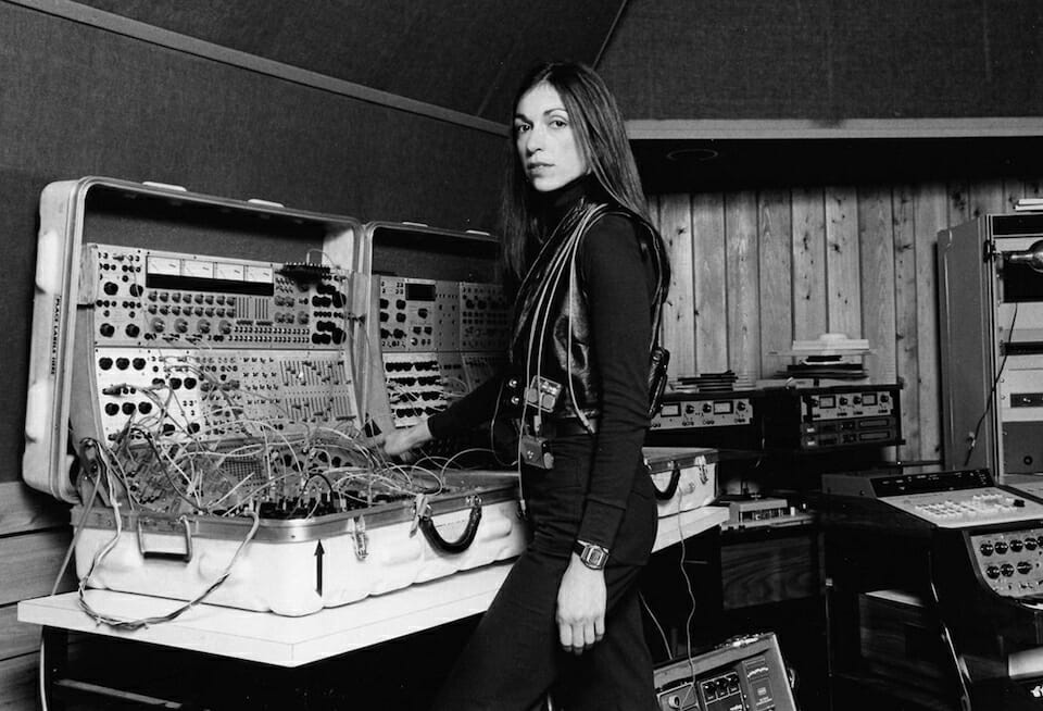 New documentary on the female pioneers of electronic music to premiere in NovemberSuzanne Ciani No PC Open Source