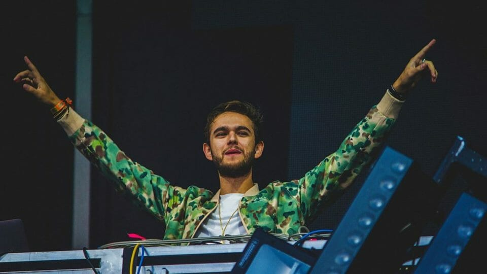 Zedd presents Maliboux, 3SCAPE DRM, and Dominuscreed's 'Inside Out' remix competition champions [Stream]Zedd E1608663433281