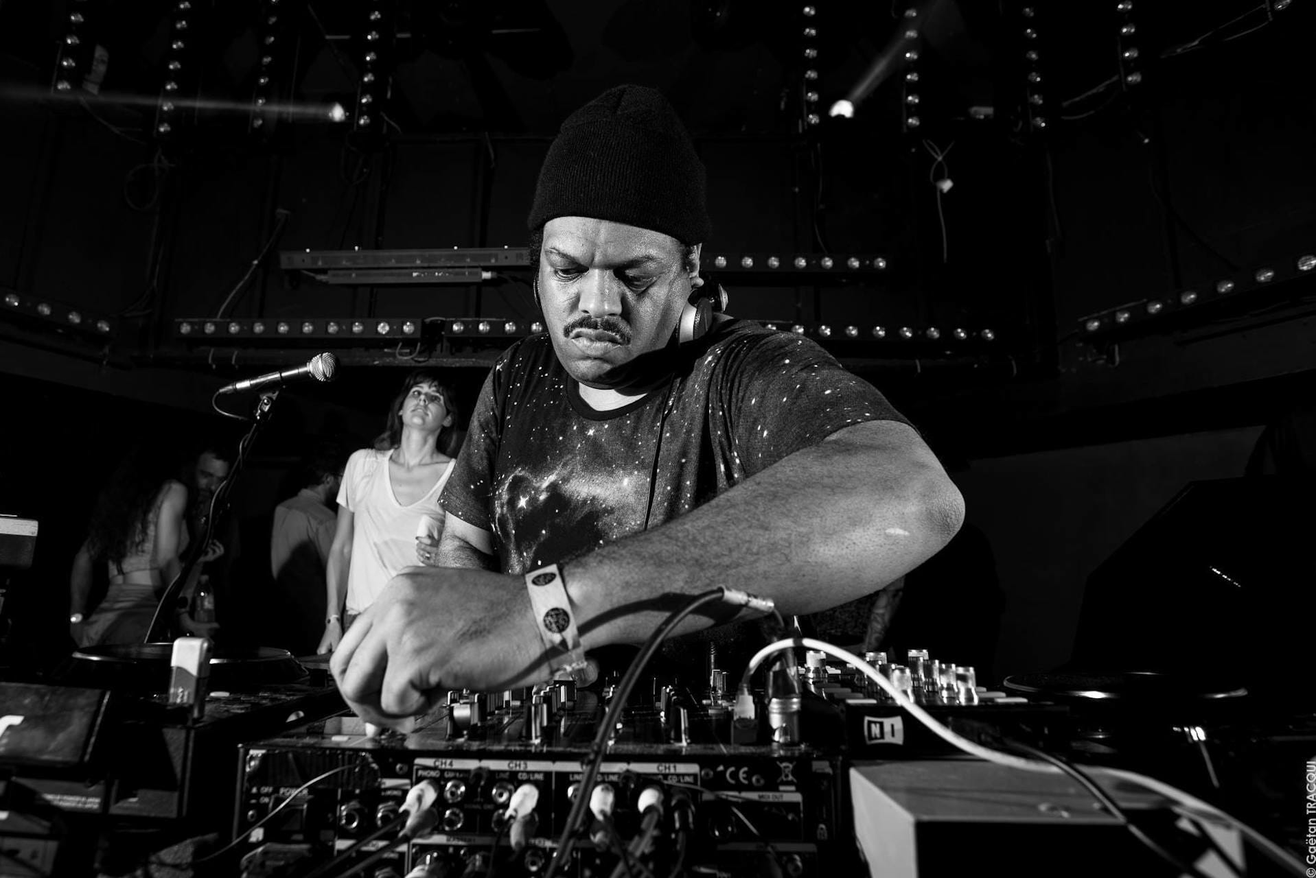 Kerri Chandler drops remix of Bonobo and Totally Enormous Extinct Dinosaurs' 'Heartbreak'Kerri Chandler Gaetan Tracqui