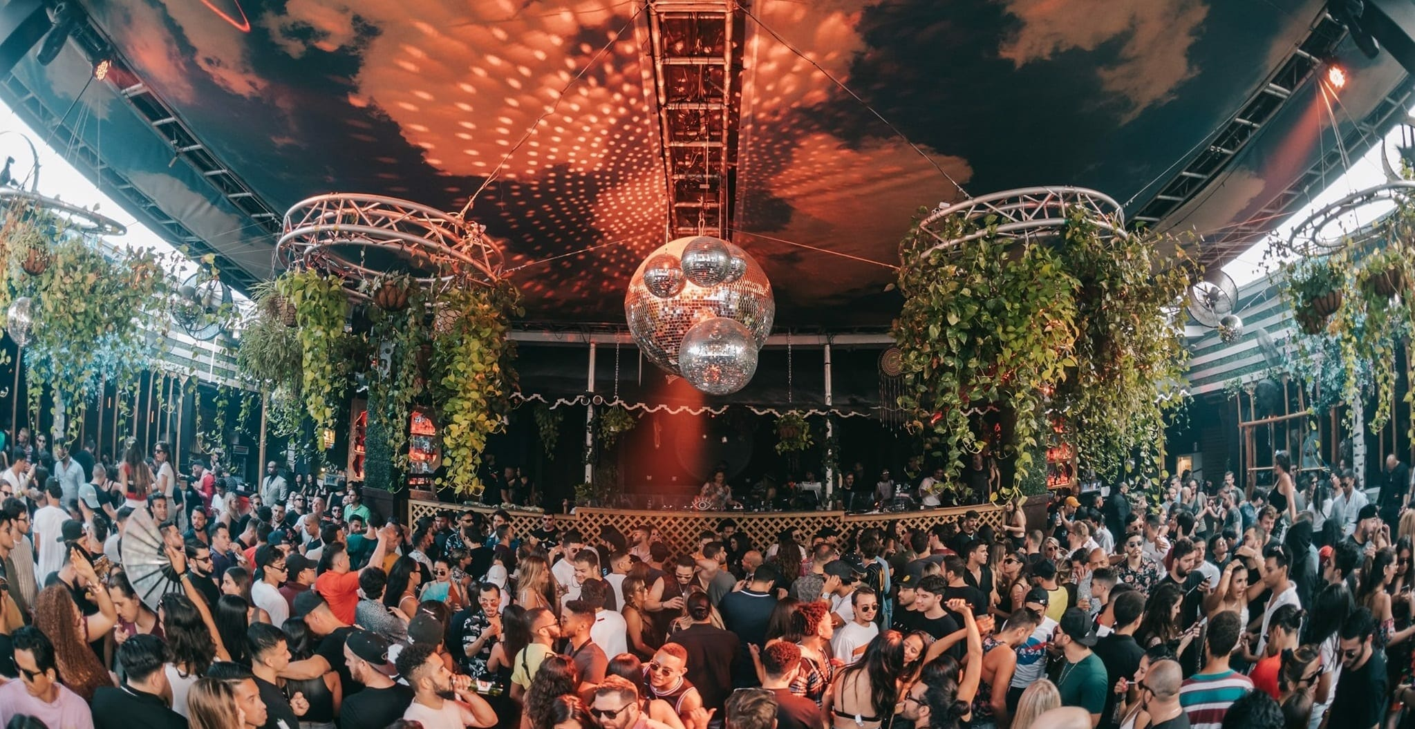 Miami's Club Space launches massive open-air venue, Space ParkMiami Club Space Reopen Strict Covid 19 Restrictions