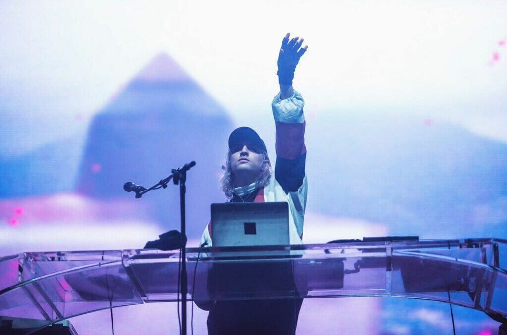 Porter Robinson gives 'Musician' an anime touch in accompanying visual [Watch]EtLVVjcMAErJT8