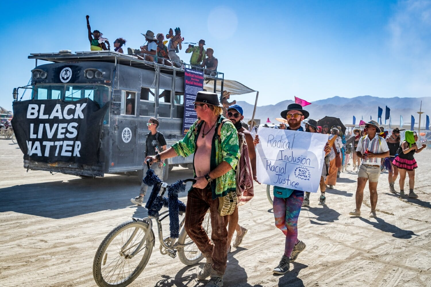 Burning Man retitles 2021 theme due to 'implicit biases'Burning Man Medium Creds Susan C Becker