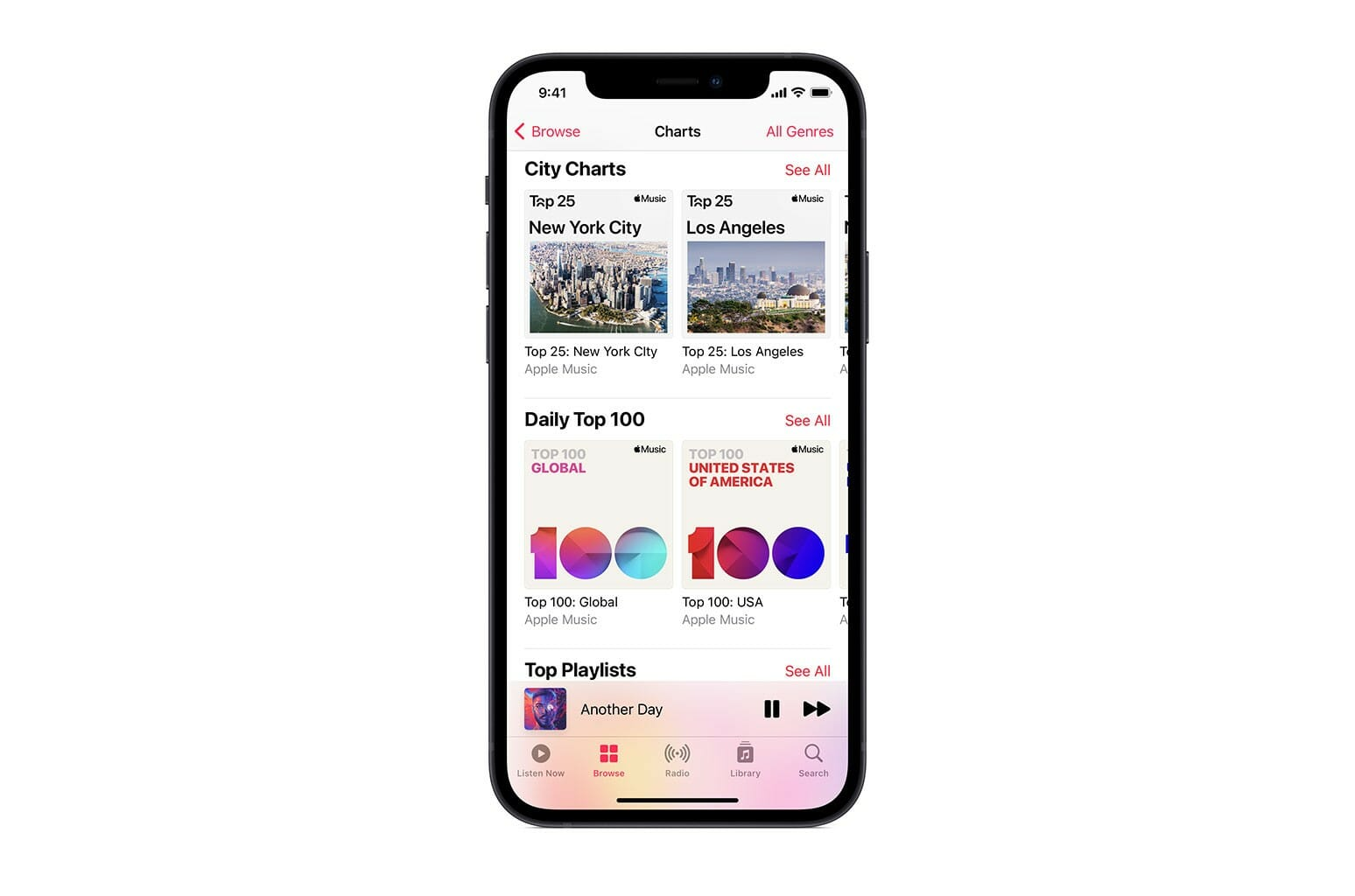 Traverse global cities' Top 25 charts with Apple Music's newest featureApple City Charts 2021 Billboard 1548 1619449685 Compressed