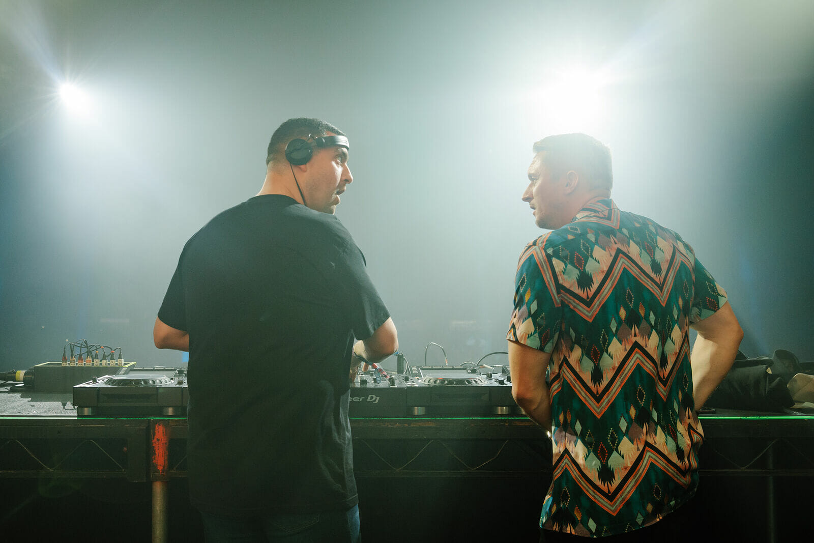 CamelPhat deliver remix of Alan Fitzpatrick's 'Warning Signs'Camelphat26 Website Image Mtqn Credit Giles Smith