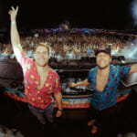 SIDEPIECE take Calvin Harris' 'By Your Side' for a spinScreen Shot 2021 08 03 At 10.43.00 PM
