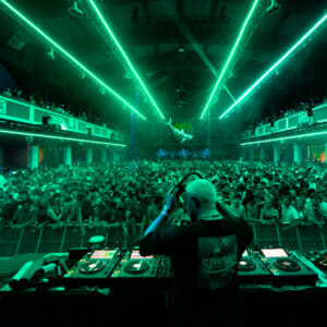 Relive Chris Lake's run of consecutive sold-out shows at Shrine LA | Images by Stephen KnightHB9A0878 Edit
