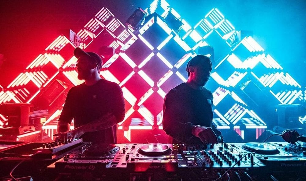 Adventure Club continue 'Love // Chaos'  rollout—stream 'Here'Adventure Club Superheroes Anonymous 11 Thissongslaps Larry Try